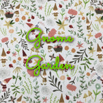 Gnome Garden - Organic Cotton Knit