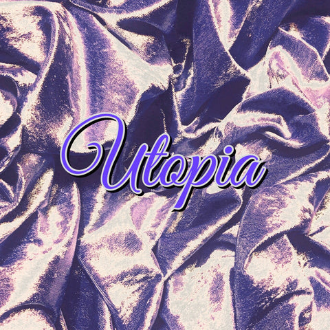 BRAND NEW COLOR! Custom Order - Luxury Crushed Velvet - Utopia