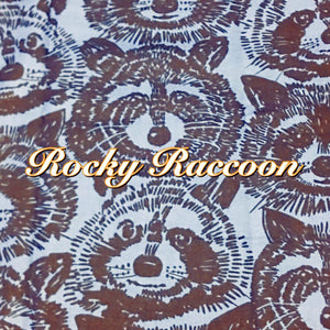 Rocky Raccoon - Quilter's Cotton
