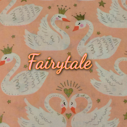 Custom Order - Fairytale - Quilter's Cotton