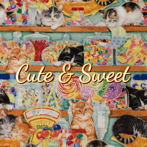 Cute & Sweet - Quilter's Cotton