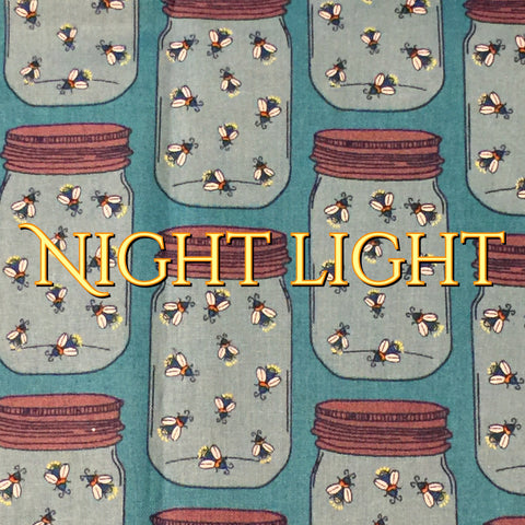 Custom Order - Night Light - Quilter's Cotton
