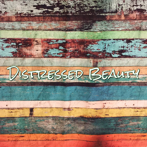 Custom Order - Distressed Beauty - Quilter's Cotton