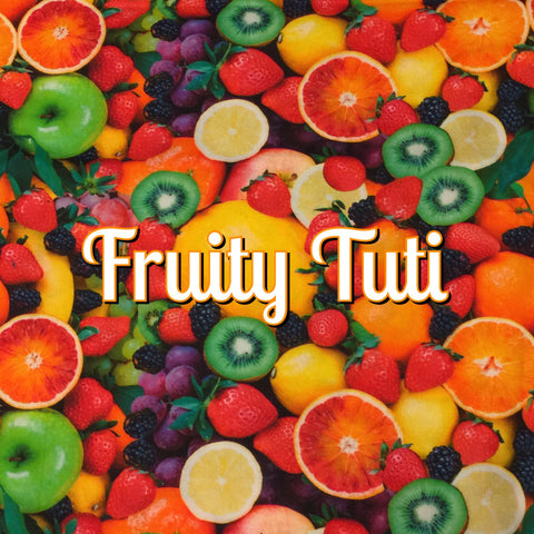Custom Order - Fruity Tuti - Quilter's Cotton