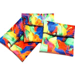 Vibrant Feathers PUL Pad/Liner Pouch