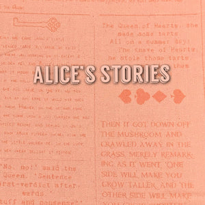Alice's Stories - Quilter's Cotton