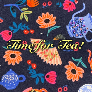 Time for Tea! - Quilter's Cotton