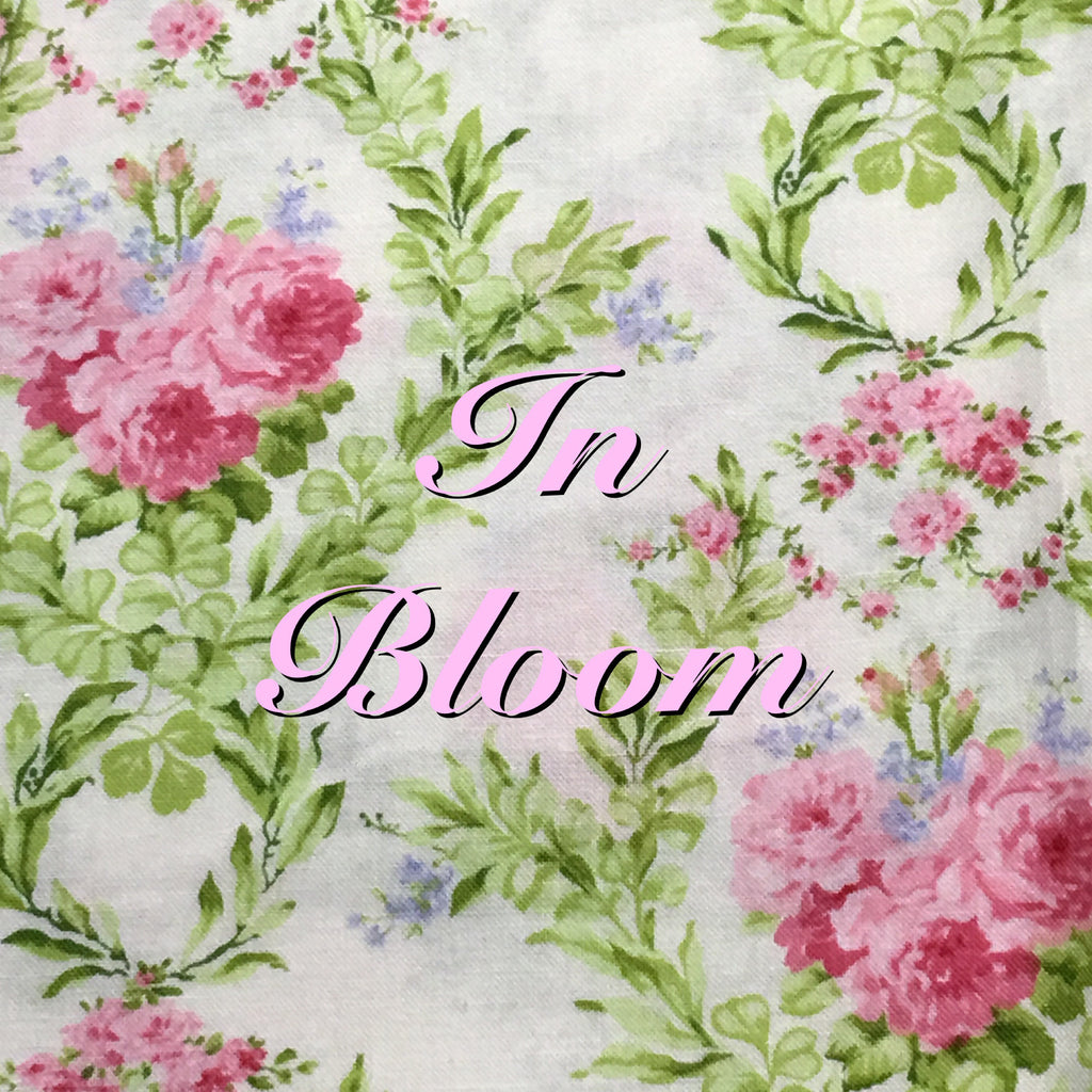 Custom Order - In Bloom - Quilter's Cotton