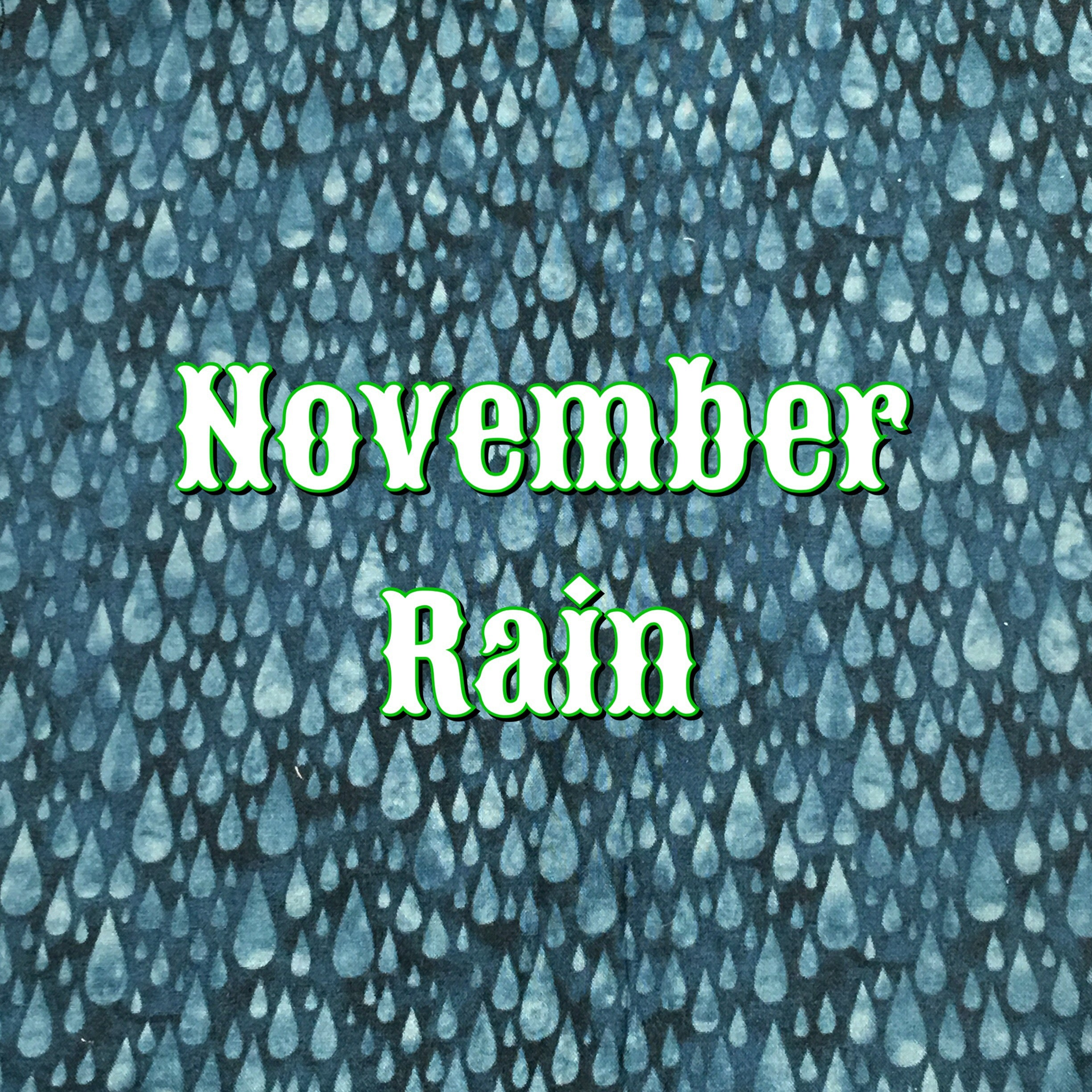 November Rain - Quilter's Cotton