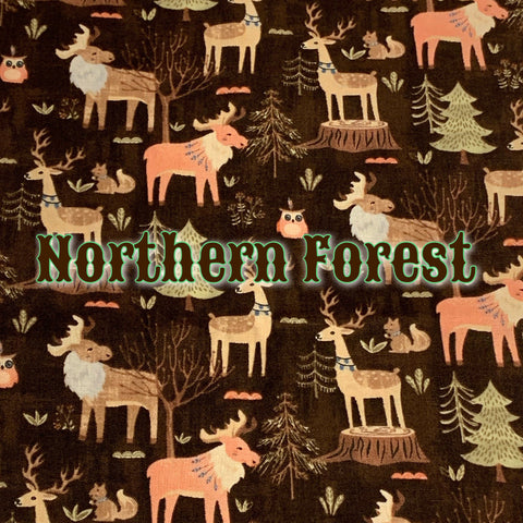 Northern Forest - Quilter's Cotton