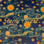 Starry Night - Specialty Minky Print