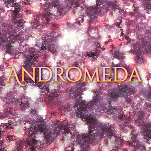 BRAND NEW! Custom Order - Andromeda - Quilter's Cotton