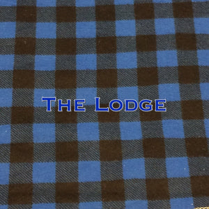 The Lodge - Cotton Flannel