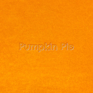 Pumpkin Pie - Waterproof Suedecloth NINJA Pad or Liner