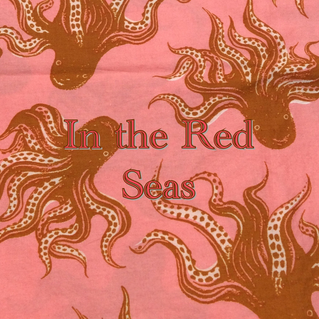 In the Red Seas - Quilter's Cotton