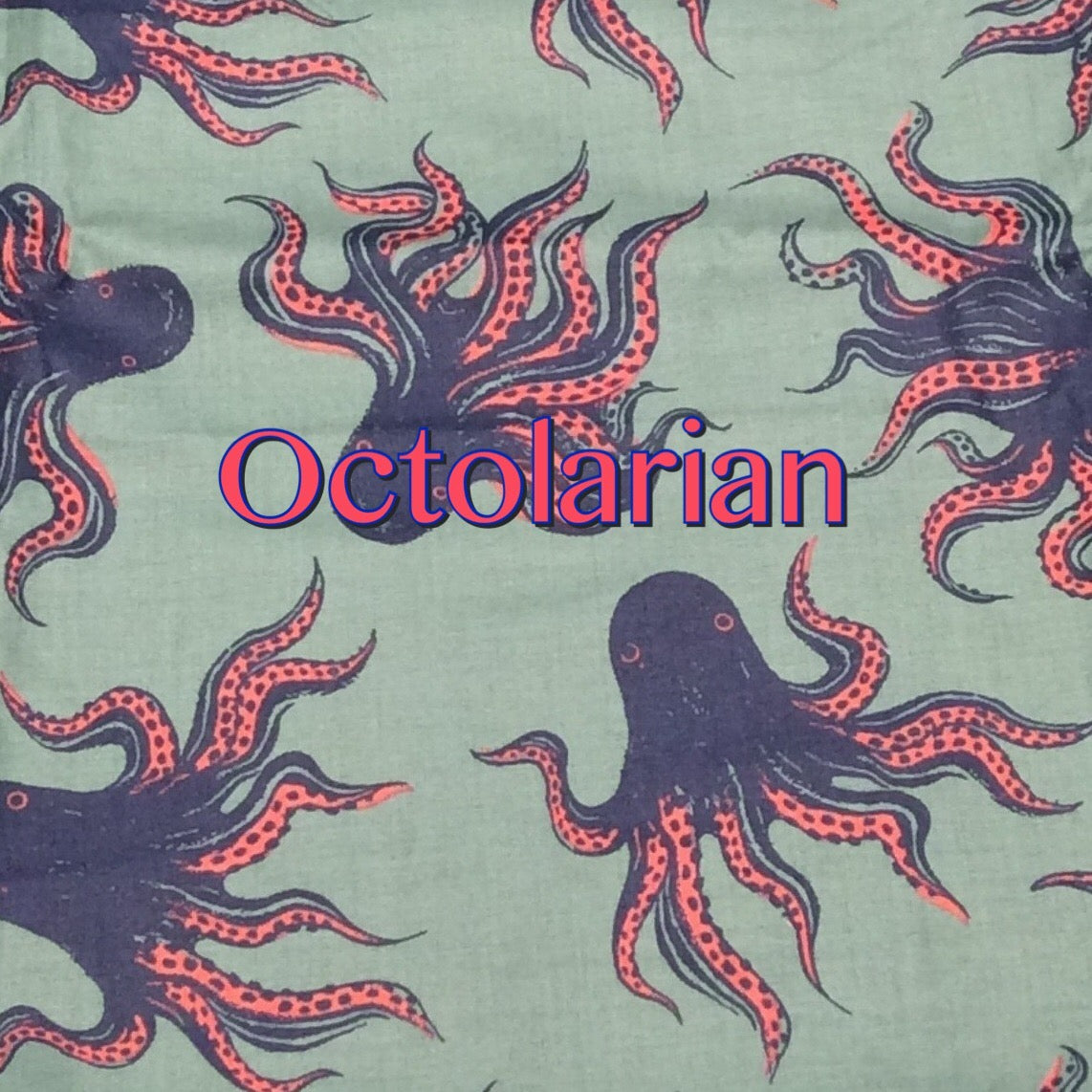 Octolarian - Quilter's Cotton