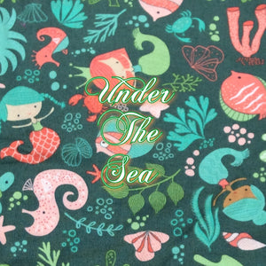 Under the Sea - Quilter's Cotton