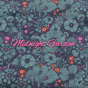 Midnight Garden - Quilter's Cotton