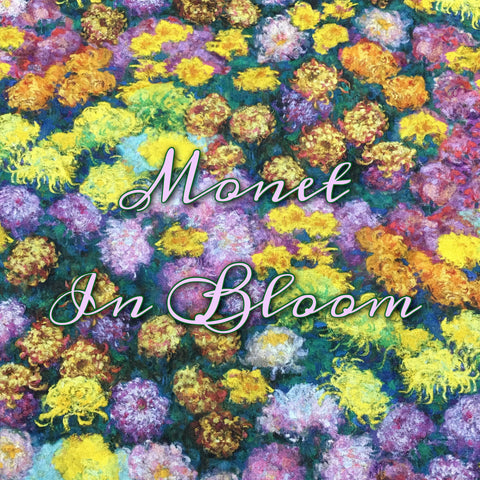 BRAND NEW! Custom Order - Monet In Bloom - Quilter's Cotton