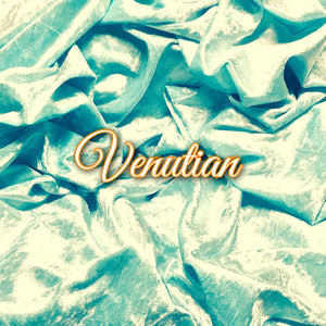 Venutian - Luxury Crushed Velvet