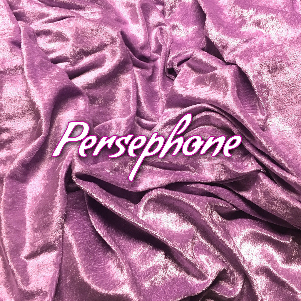 Persephone - Luxury Crushed Velvet