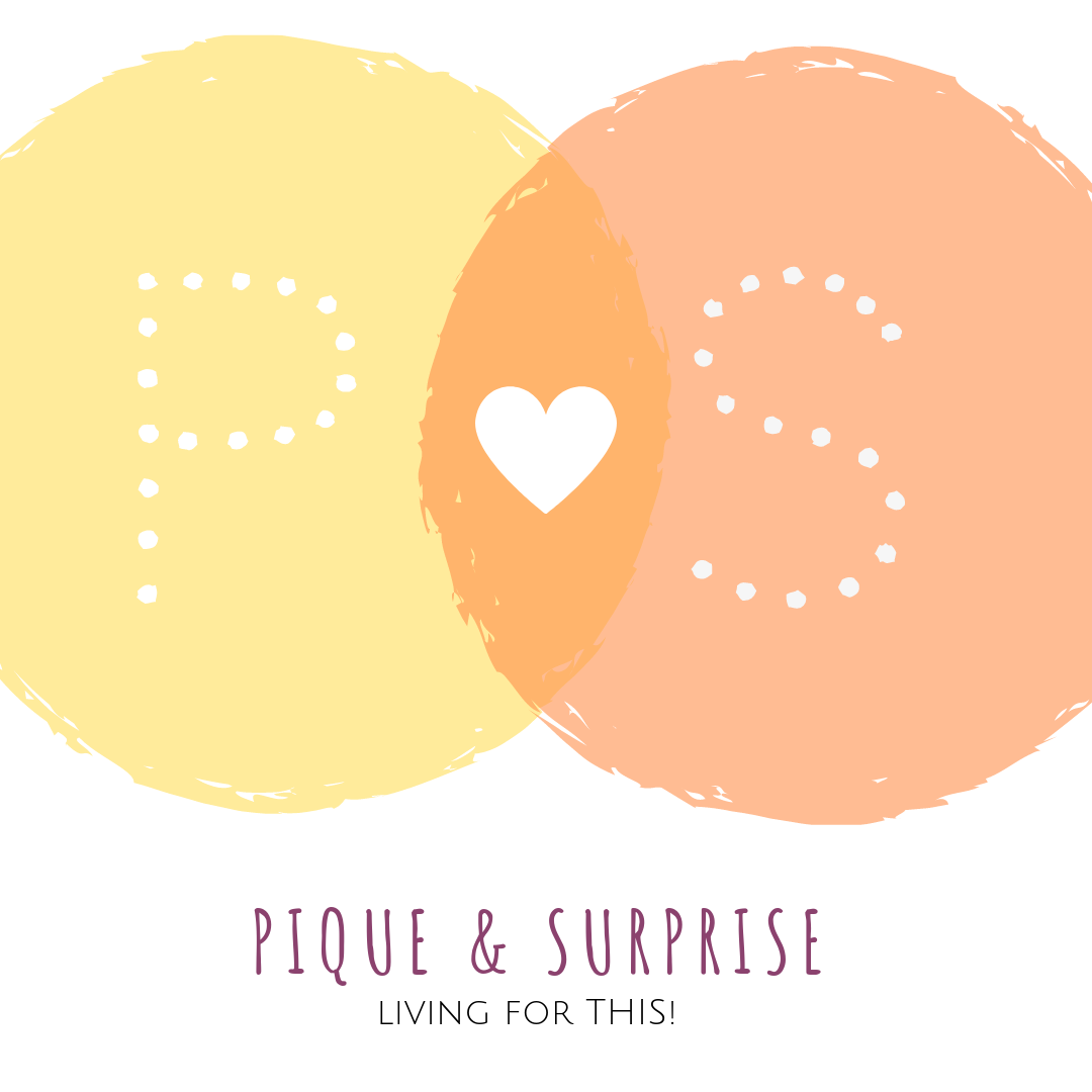 *Living For This!* - Surprise Me! - Novel Red Selected Performance Piquè Prints