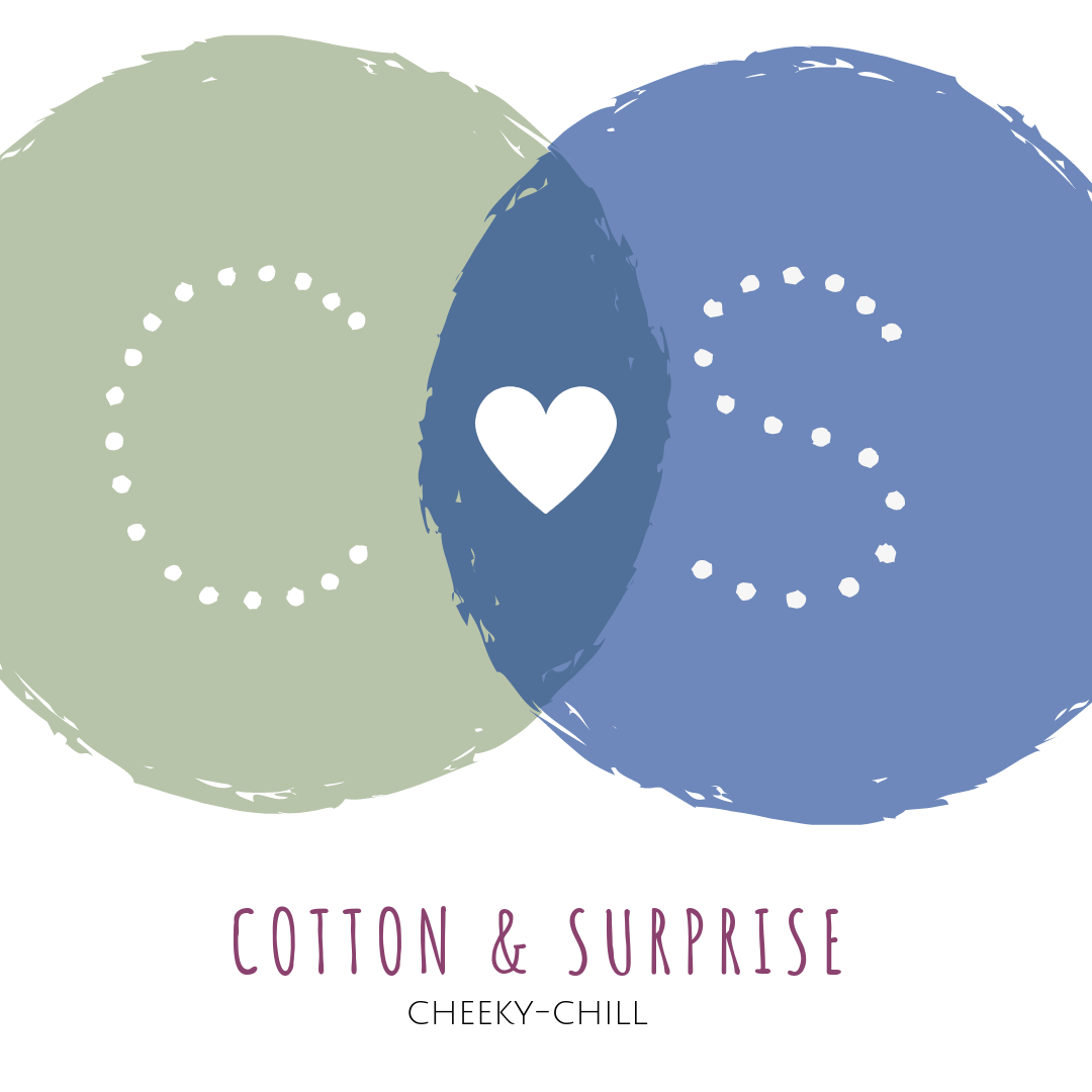 *Cheeky Chill* - Surprise Me! - Novel Red Selected Surprise Quilter's Cotton Prints