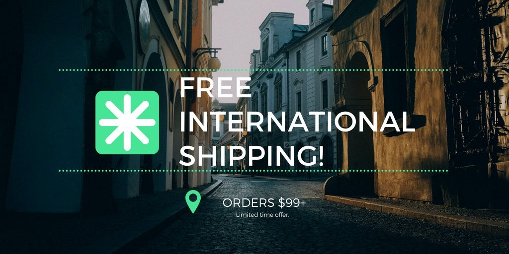 FREE U.S. Shipping on orders $75 ore more today! Limited time offer. Select at checkout.