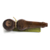 Hand Pipe Wood Walnut Handcrafted