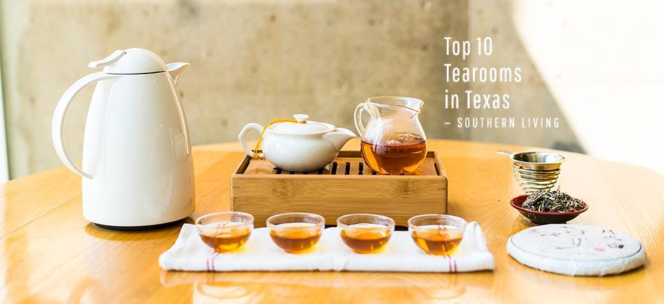 The Steeping Room - Tea and Tea Service in Austin