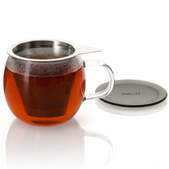 Brew-in-Cup with Stainless Steel Infuser