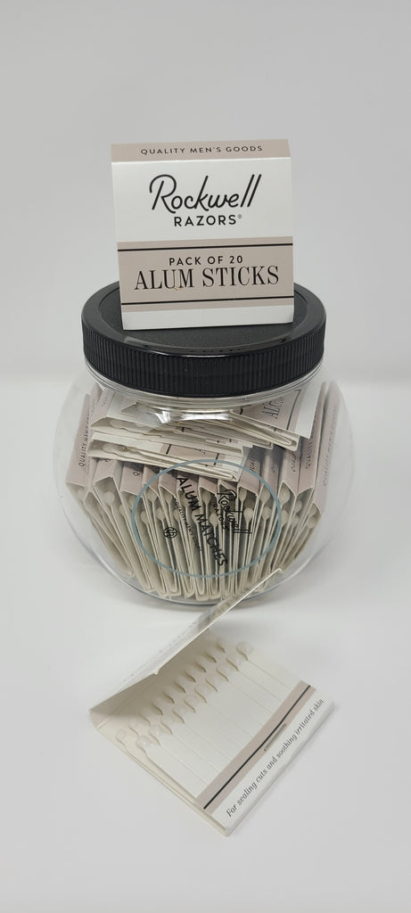 Alum Sticks