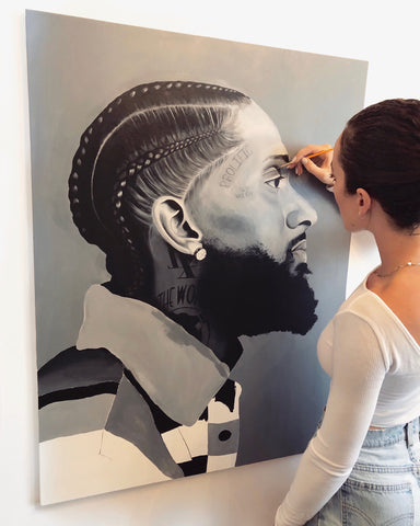 Nipsey Hussle (in process)