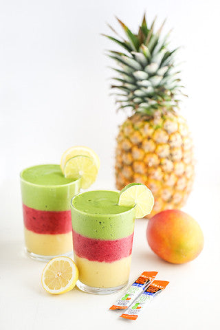 Aloha Tea Smoothies