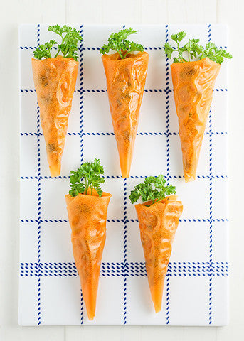 Carrot & Raisin Chicken Salad Wraps