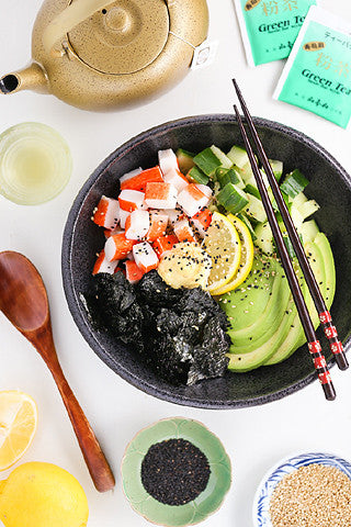 California Sushi Roll Bowls