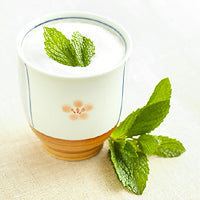 MINT GREEN TEA AU LAIT