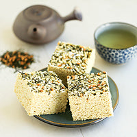 GENMAICHA RICE KRISPY TREATS