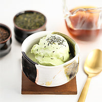 TRIPLE GREEN TEA AFFOGATO