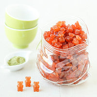 Grapefruit Green Tea Gummy Bears