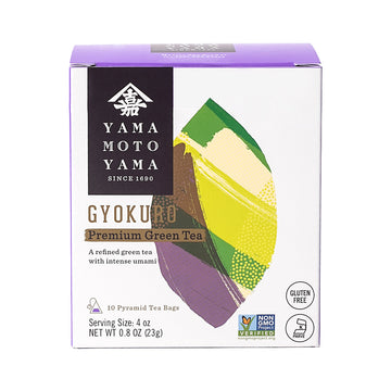 Gyokuro Pyramid Green Tea Bag