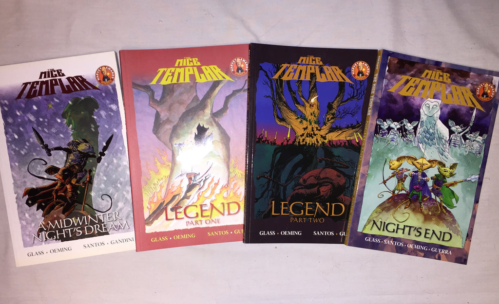 Mice Templar Bundle 1