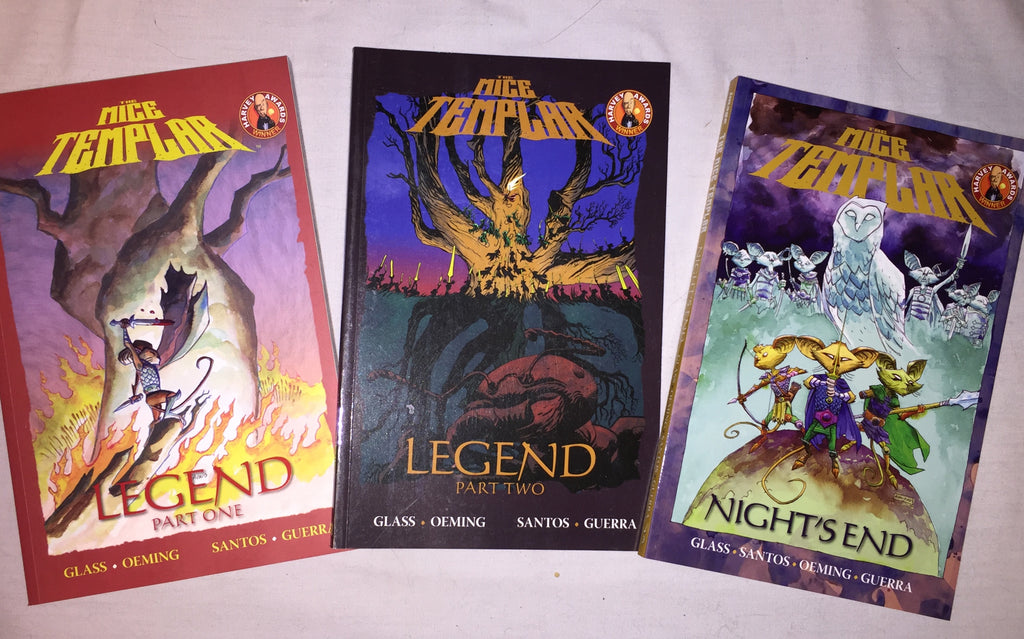 Mice Templar Bundle 2