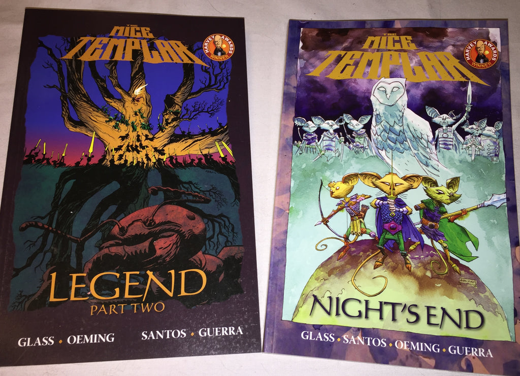 Mice Templar Bundle 3