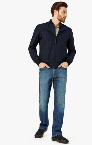 34 Heritage - Charisma - Comfort Rise - Relaxed Straight Leg - Mid Cashmere