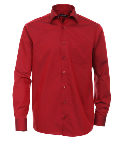 Casa Moda - Long Sleeve Shirt - 006060 - BrownsMenswear.com - 3