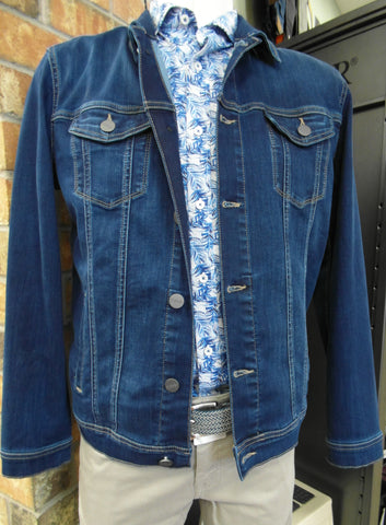 34 Heritage - Denim Jacket  - 0193122056
