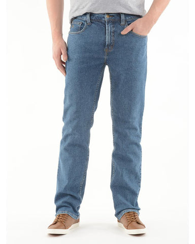 Lois - Brad Straight Leg Stretch Jeans - 1116-1014-03 Big and Tall