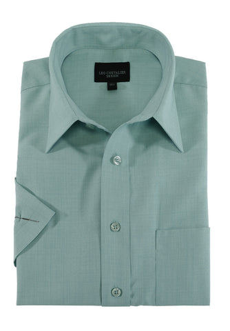 Leo Chevalier - Short Sleeve Shirt - 225056-3