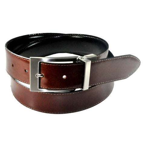 Bench Craft - Genuine Leather Dress Belt - Reversible - 35MM - 3541